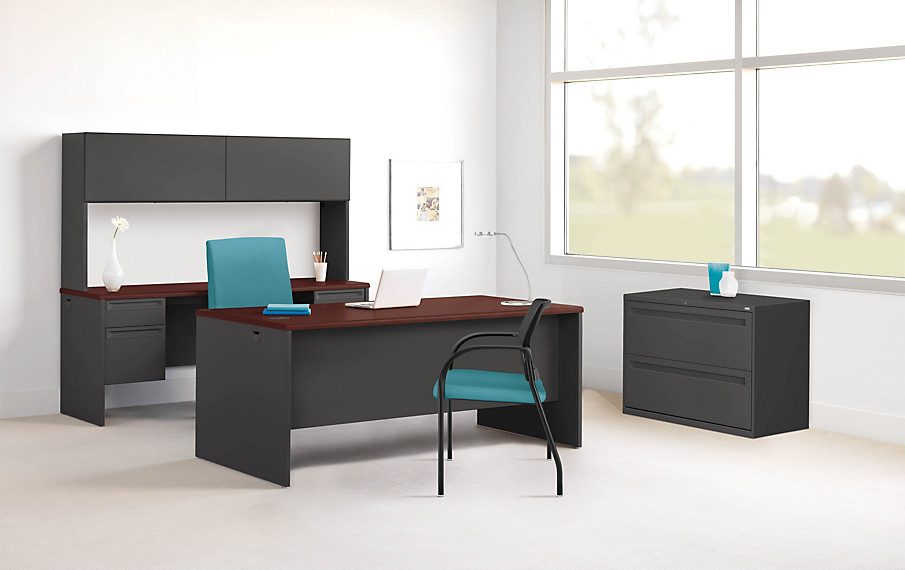 The 38000 Series Allows It To Stand Up Heavy Use And Frequent Relocation So No Matter How Your Business Grows Changes This Desk Can Move Right