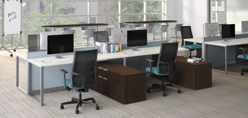 Call Center Featuring Ignition Task Chairs