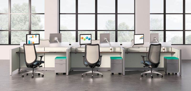 Nucleus Task Chairs with Abound Systems