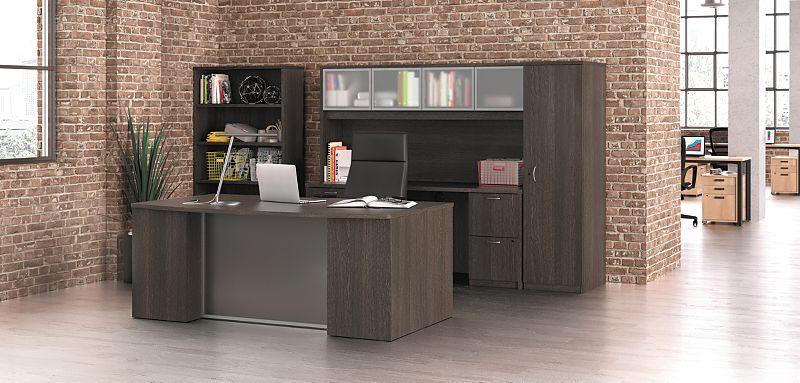 basyx by HON Laminate Desks