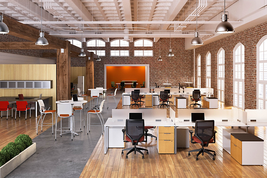 Solve Chairs in an Office Space