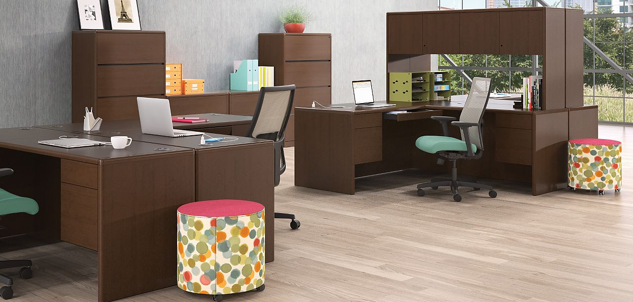 10700 Series Hon Office Furniture