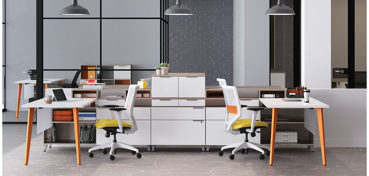 Hon Office Furniture Office Chairs Desks Tables Files