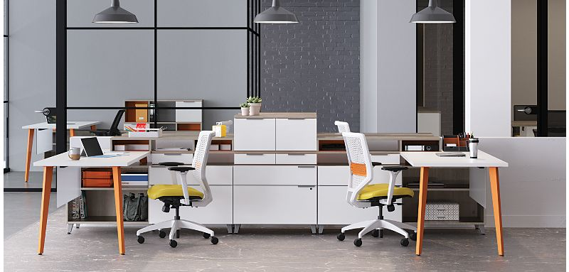 Hon Office Furniture Chairs Desks Tables Files