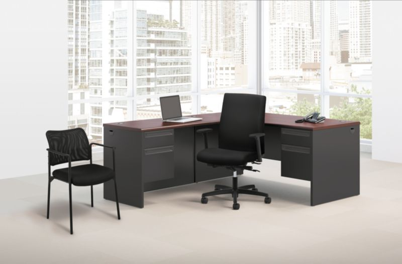 38000 L Shaped desk