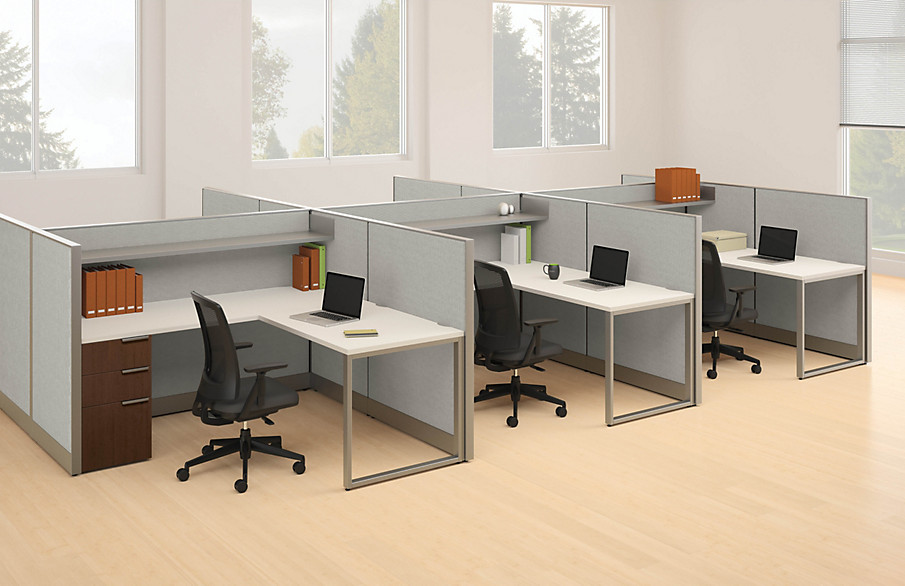 Accelerate HON Office Furniture - Hon computer table