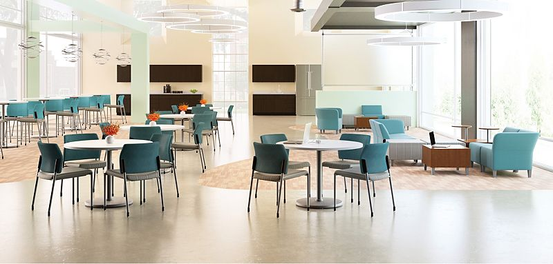 Accommodate Chairs and Arrange Tables in a Hospitality Environment