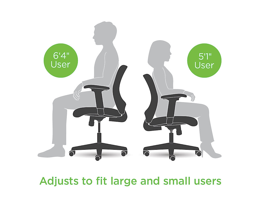 ComfortSelect Chairs Graphic