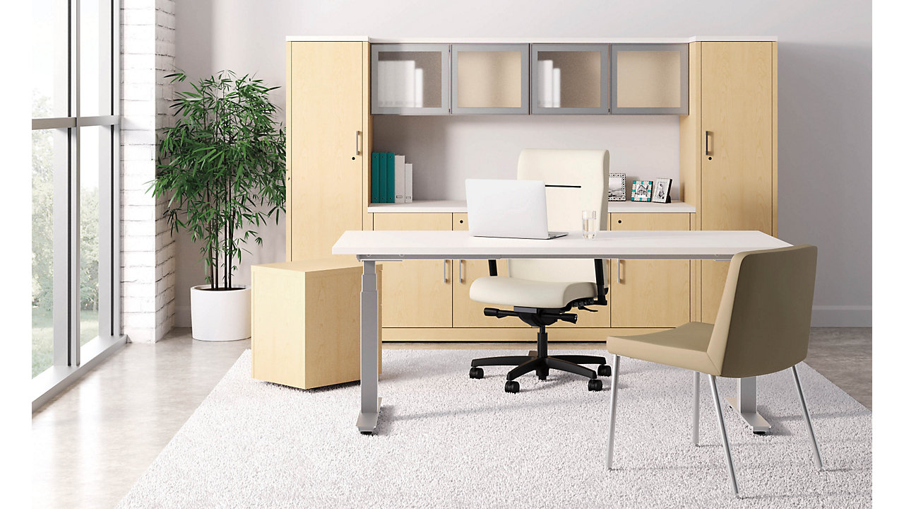 261642243197 Together With Custom On Scale Office Furniture - 10500 series collection gallery