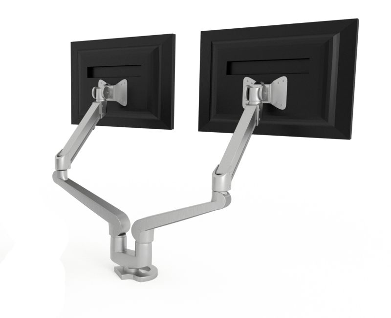 H5220 Double Monitor Arms