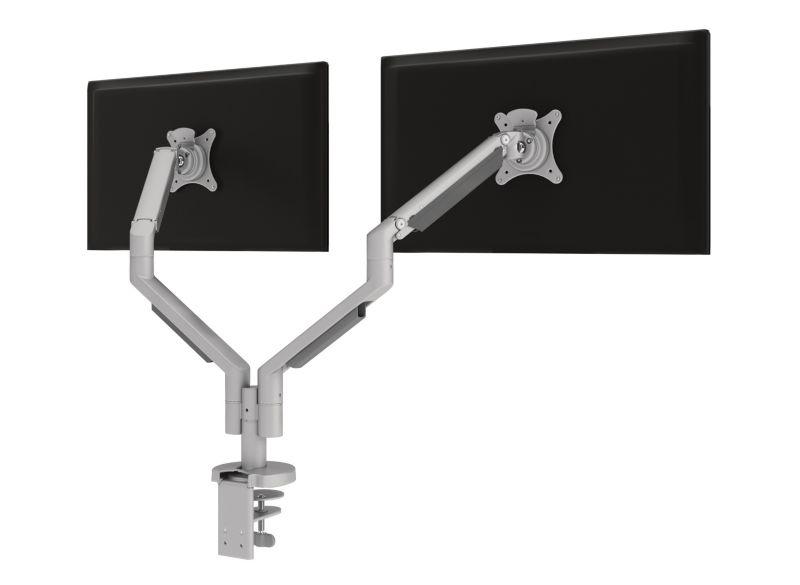 HMASD Dual Dynamic Monitor Arm