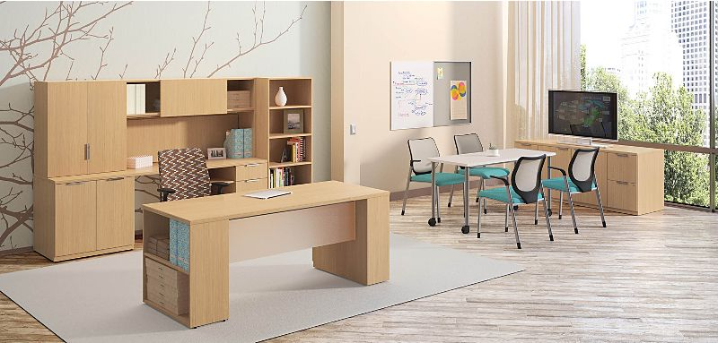 Concinnity Desk in Executive Office