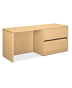 "Credenza with 36"" Lateral 