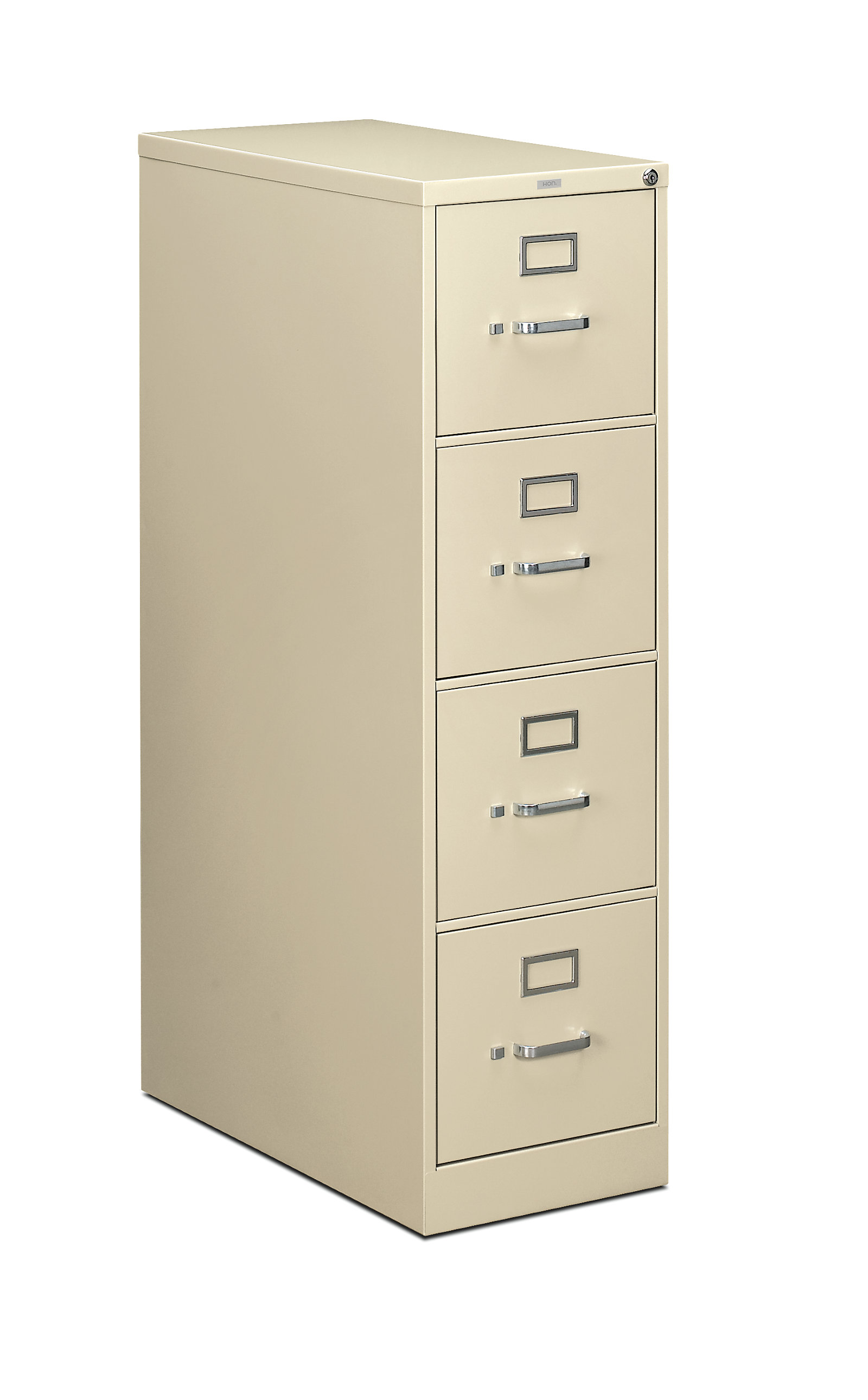 cabinet hon side l office view lock vertical width letter drawer series p storage putty file front