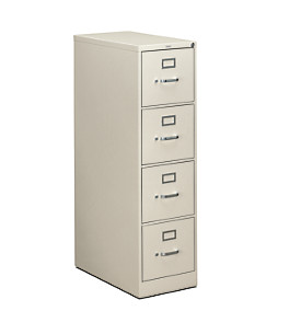 4-Drawer Vertical File