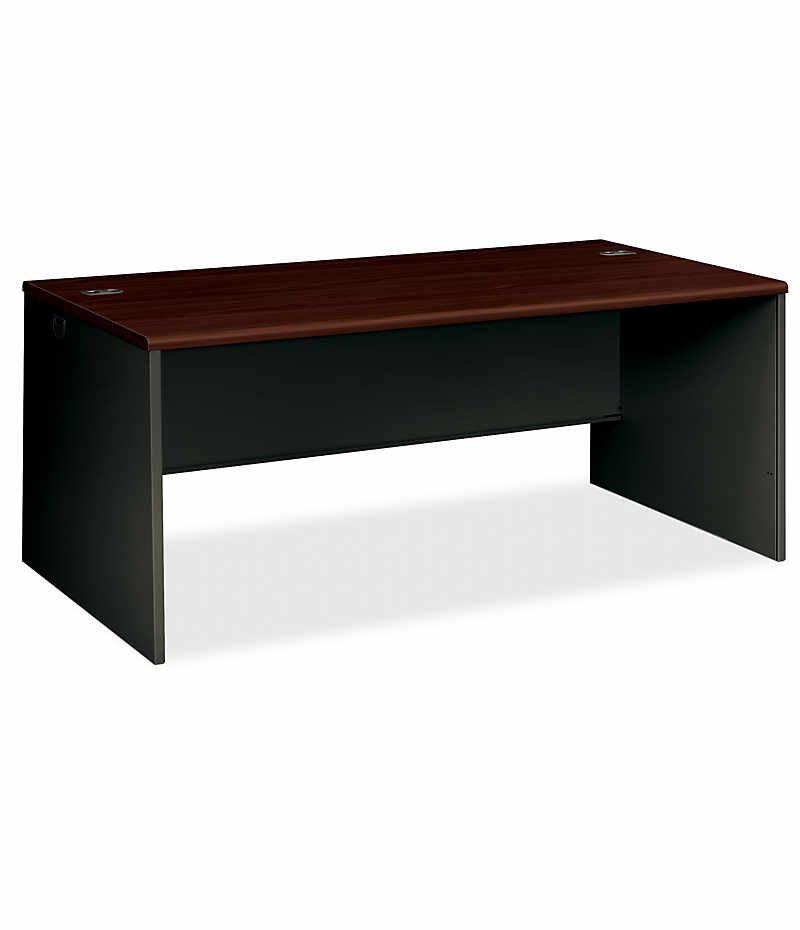 hon decor image furniture l of modular reception modern medium desk main shaped office size desks