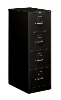 510 Series 4 Drawer Vertical File - Legal H514C | HON Office Furniture