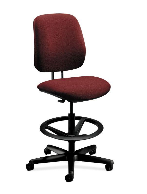 7700 Series Low Back Task Stool H7705 HON Office Furniture