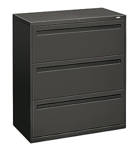 700 Series 3-Drawer Lateral File