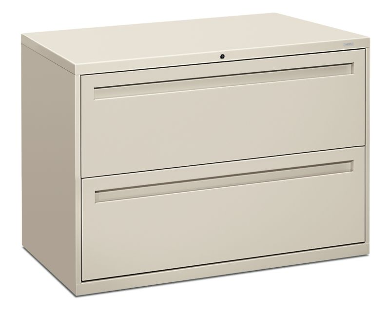 Brigade 700 Series 2-Drawer Lateral File H792 | HON Office Furniture