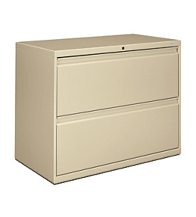 800 Series 2-Drawer Lateral File