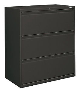 800 Series 3-Drawer Lateral File