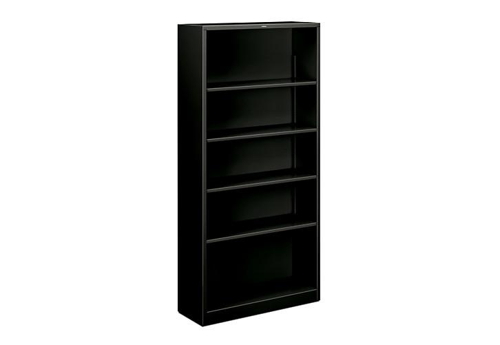 100 5 shelf bookcase 5 shelf bookcase silver modway target
