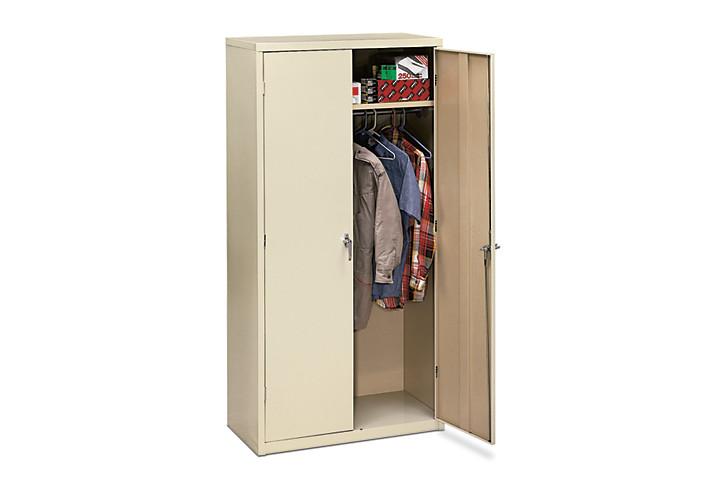 brigade 5-shelf storage cabinet hsc1872 | hon office furniture