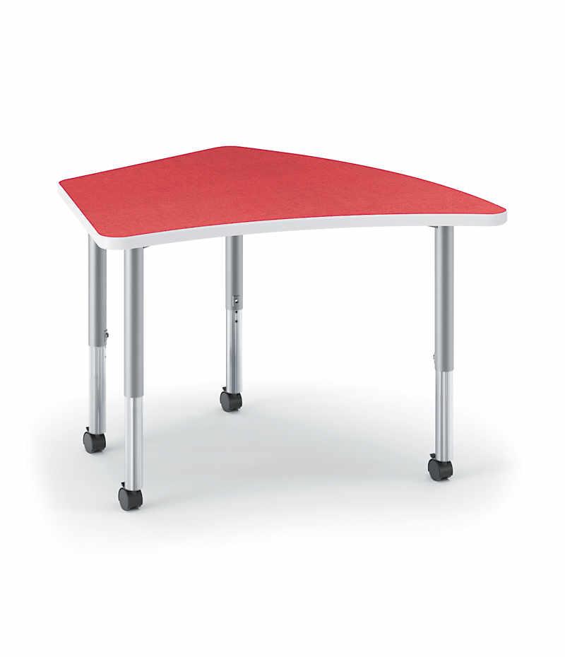 HON Build Kite Shaped Table Pomegranate HETR 3072E 4L.N.LBG1