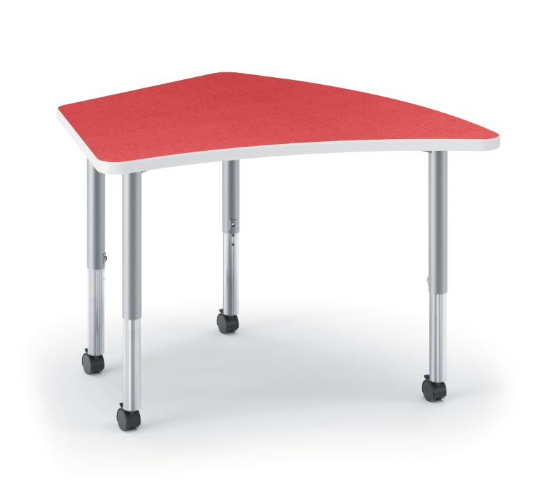 HON Build Kite-Shaped Table Pomegranate HETR-3072E-4L.N.LBG1.K.T1