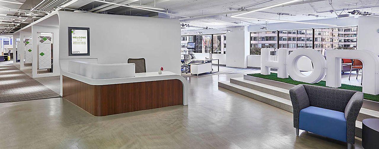 HON Showrooms   HON Office Furniture