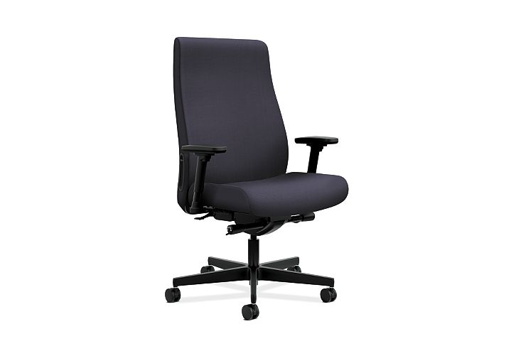Hon Endorse Collection Executive High Back And Tall Chair Tradition Distant Color Adjule Arms