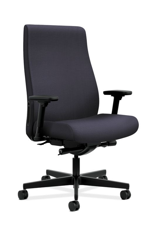 HON Endorse Collection Executive High Back Big And Tall Chair Tradition  Distant Color Adjustable Arms