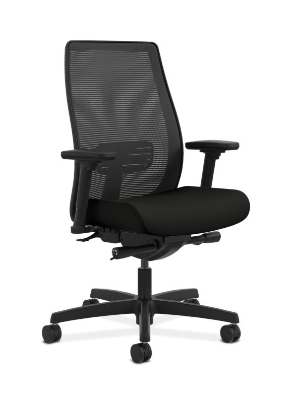 endorse mesh mid back task chair hlwm hon office furniture rh hon com HON Unanimous High Back Chair Hon H6213 Chair
