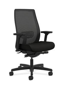 endorse mesh mid back task chair hlwm hon office furniture