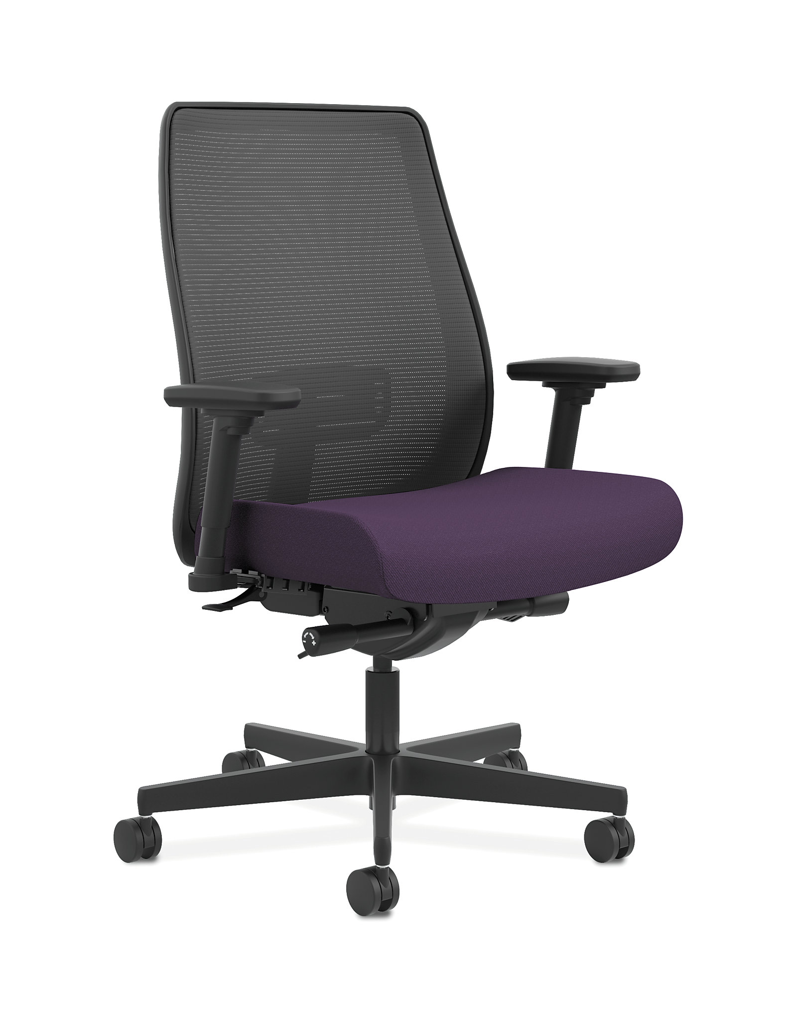 basyx by HON High Back Executive Chair HVL604