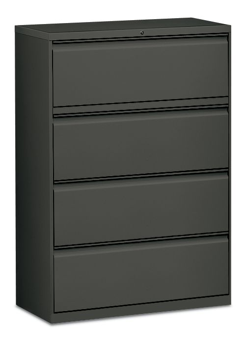 Flagship 4-Drawer Lateral File H9184R | HON Office Furniture
