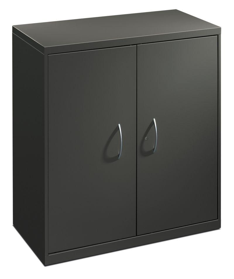 HON Flagship Storage Cabinet Gray HFSC183640A.LS