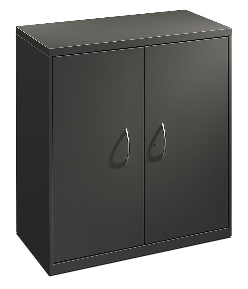 HON Flagship Storage Cabinet Gray HFSC183640A.LS