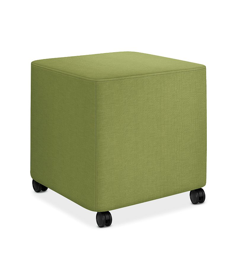 HON Flock Square Mini Appoint Seating Lawn Color HFLCO1.H.PNS005