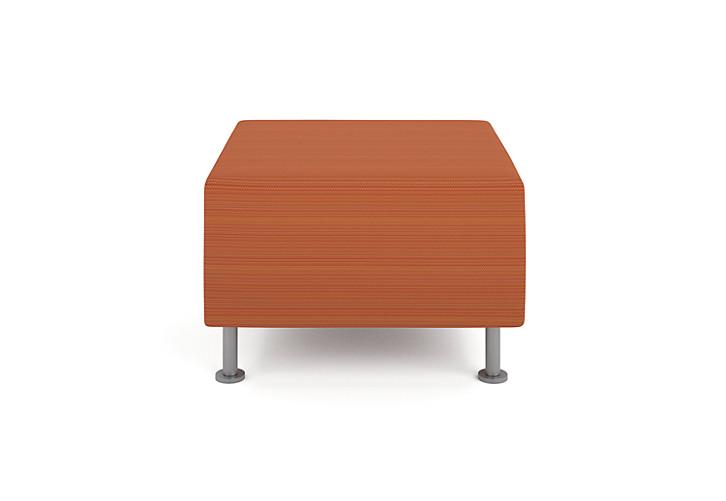 Flock Square Ottoman Hflso1 Hon Office Furniture