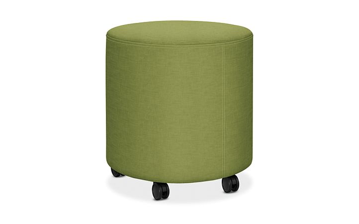 HON Flock Round Mini Appoint Seating Lawn Color HFLYO1.H.PNS005