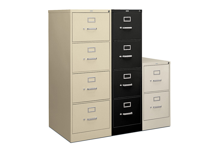H320 Series 2-Drawer Vertical File HH322   HON Office Furniture