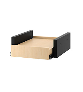 Modular Sliding Shelf for Single Base Cabinet