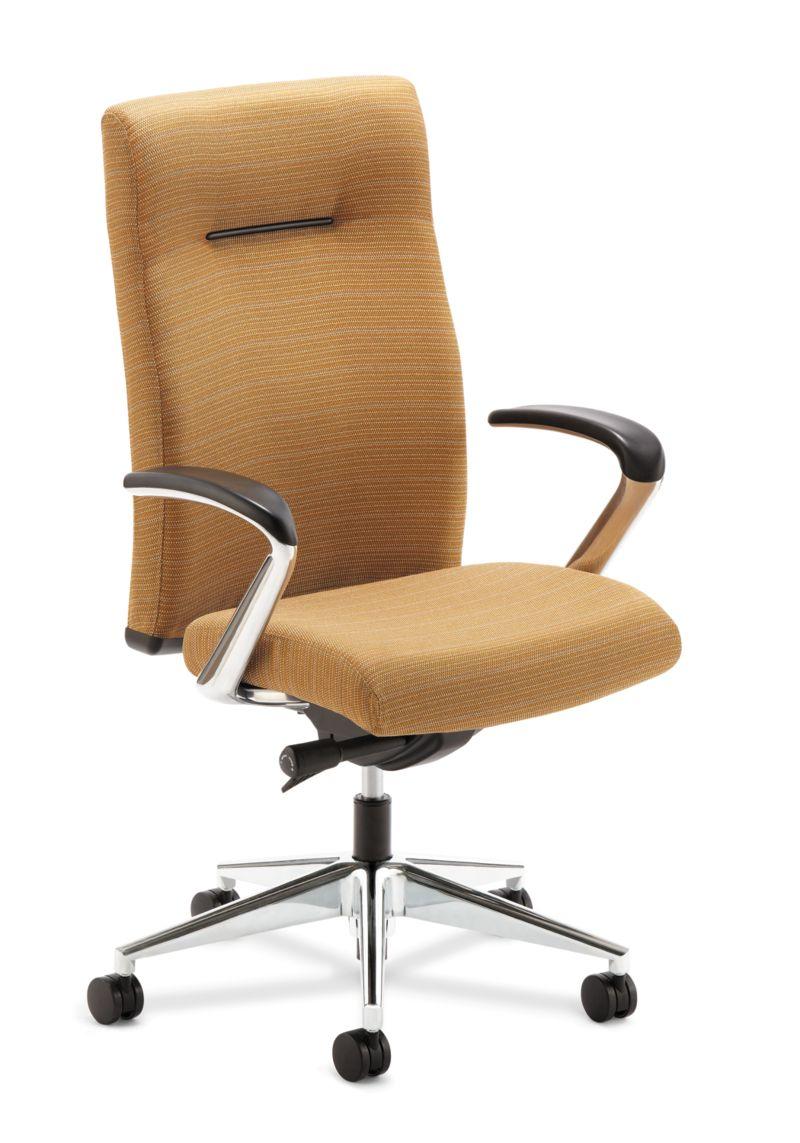 HON Ignition Executive High Back Chair HIEH2.P.H.RI26.T.PA