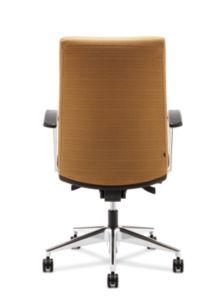 HON Ignition Executive High Back Chair Back View HIEH2.P.H.RI26.T.PA