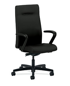 HON Ignition Black Executive High-Back Chair HIEH3.F.H.U.CU10.T.SB