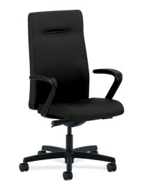 HON Ignition Black Executive High-Back Chair HIEH3.F.H.U.CU10.T.SB