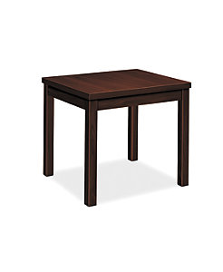 HON Laminate Occasional End Table Mahogany H80193.NN