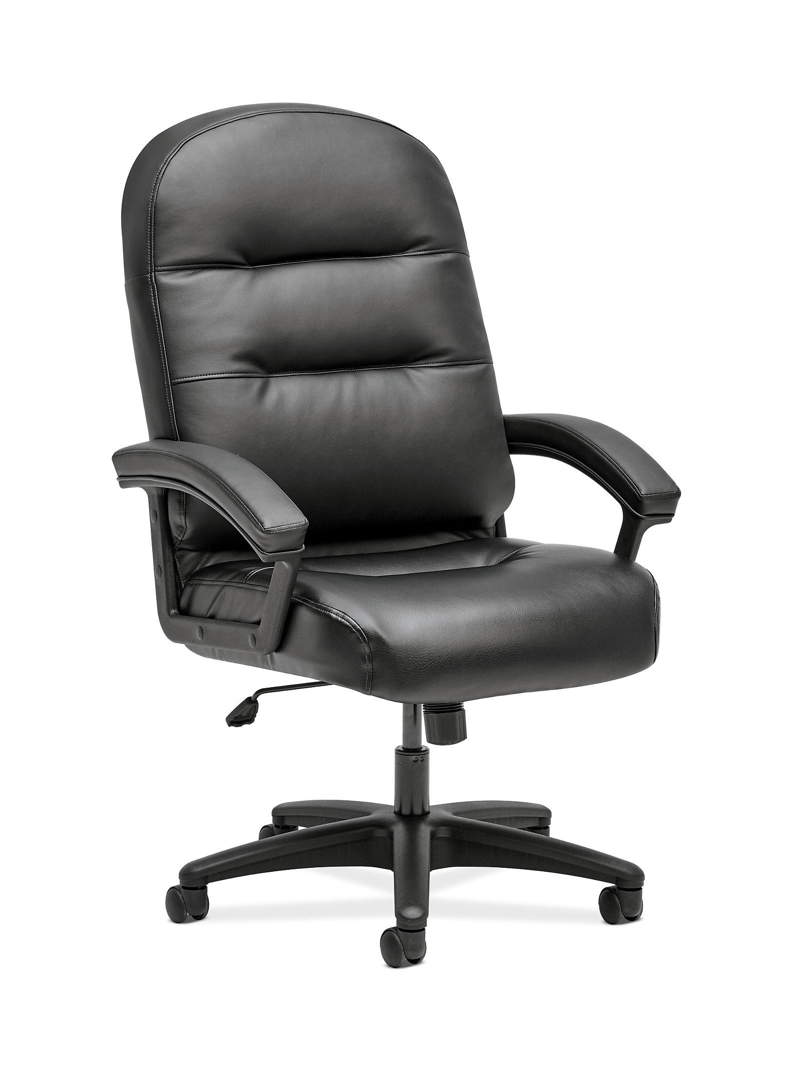 pillow soft executive high back chair h2095 hon office furniture